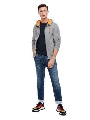 S'Oliver ζακέτα φούτερ με κουκούλα 2056667.