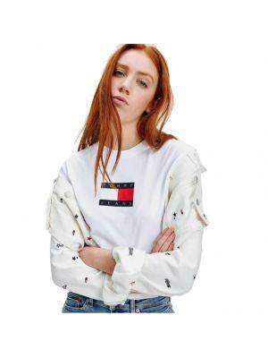 Tommy Hilfiger Flag t-shirt κοντομάνικο DW0DW08471