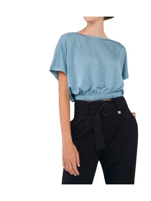 Ale μπλούζα με λάστιχο 81254287