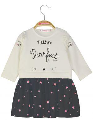 Energiers bebe φόρεμα με τύπωμα 14-120419-7
