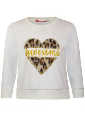 Energies μπλούζα με γούνινη καρδιά 15-120342-5