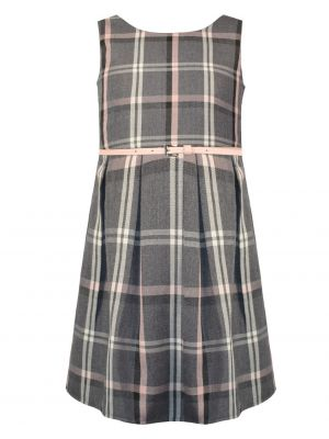 Energiers φόρεμα αμάνικο καρό 15-120301-7
