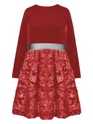 Energiers φόρεμα με γούνα 16-120211-7
