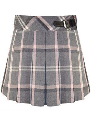 Energiers φούστα καρό με πιέτες 15-120304-3