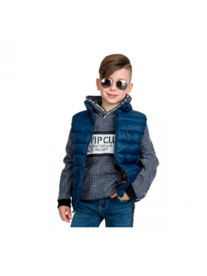 Energiers παιδικό αμάνικο μπουφάν 13-120015-1
