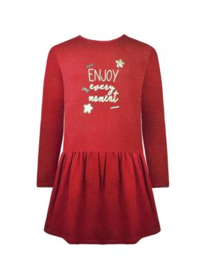 Energiers παιδικό φόρεμα με τύπωμα 16-120230-7