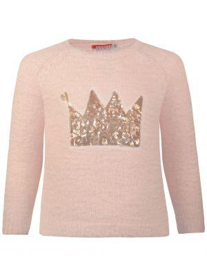 Energiers μπλούζα πλεκτή με παγιέτες 15-120302-6