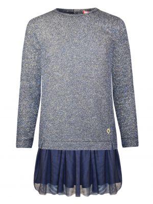 Energiers φόρεμα μακρυμάνικο τούλι 16-120219-7