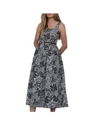 Helmi φόρεμα midi εμπριμέ 46-05-050