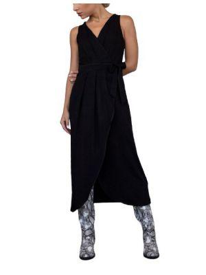 Helmi φόρεμα κρουαζέ αμάνικο 46-05-096