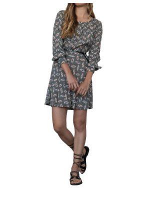 Helmi φόρεμα mini εμπριμέ 46-05-149