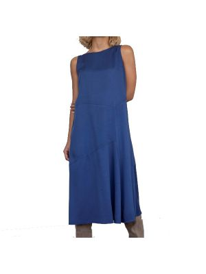 Helmi φόρεμα midi μονόχρωμο 46-05-118