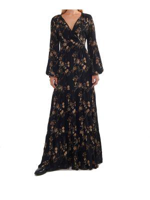Attrattivo φόρεμα μακρύ εμπριμέ 9912185