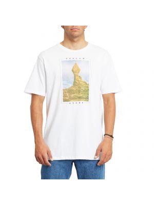 Volcom Stone Stack t-shirt με τύπωμα A5232059