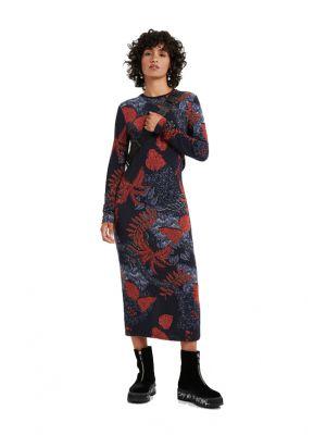 Desigual David φόρεμα πλεκτό 20WWVK94