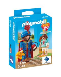 Playmobil Play & Give Μαγικός Παιδίατρος 9519