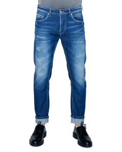 Staff Jeans Sapphire Man Tapered Slim παντελόνι 5-815.606.S3.043