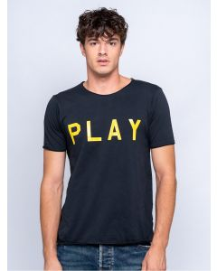 Staff t-shirt κοντομάνικο  με τύπωμα 64-PL01.044