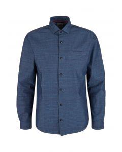 S'Oliver πουκάμισο μονόχρωμο 2041589.