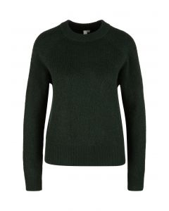 S'Oliver πλεκτή μπλούζα μονόχρωμη 2043746.