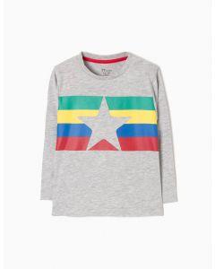 Zippy bebe μπλούζα μακρυμάνικη ZTB0303-455-12