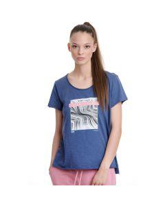 Bodytalk γυναικεία μπλούζα με στάμπα 1202-907228.