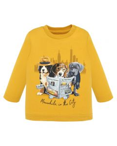 Mayoral baby μπλούζα μακρυμάνικη 2022-42