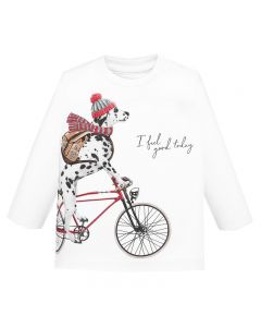 Mayoral baby μπλούζα μακρυμάνικη 2026-42