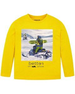 Mayoral μπλούζα μακρυμάνικη 4020-42