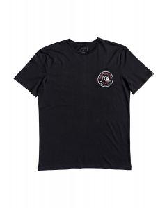 Quiksilver Close Call t-shirt με τύπωμα πίσω EQYZT05749