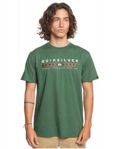 Quiksilver ανδρική κοντομάνικη μπλούζα EQYZT06059.