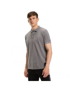 Tommy Hilfiger μπλούζα πόλο κοντομάνικη MW0MW08826