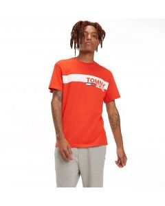 Tommy Hilfiger μπλούζα κοντομάνικη DM0DM06089-667