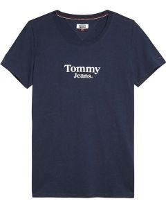 Tommy Hilfiger μπλούζα κοντομάνικη DW0DW05722