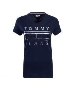 Tommy Hilfiger μπλούζα κοντομάνικη DW0DW06233