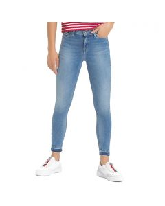 Tommy Hilfiger Mid Rise Cropped παντελόνι τζιν DW0DW05733-91132