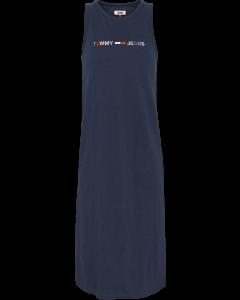 Tommy Hilfiger Logo Tank φόρεμα DW0DW07907