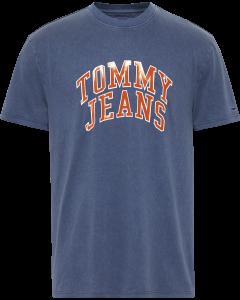Tommy Hilfiger Varsity t-shirt κοντομάνικο DM0DM07859