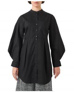 Ale πουκάμισο με φουσκωτό μανίκι 8911101