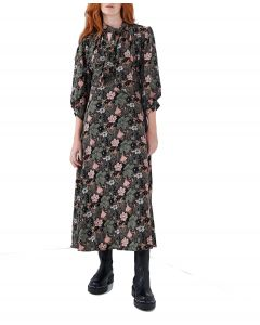 Ale φόρεμα midi floral 8911986