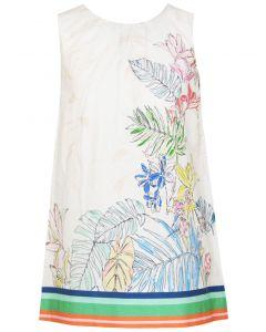 Energiers φόρεμα αμάνικο με φιογκάκι στη πλάτη 15-220301-7