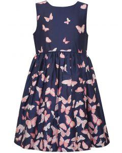 Energiers φόρεμα αμάνικο με πεταλούδες 15-220346-7