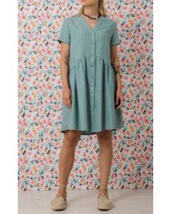 Helmi φόρεμα mini κοντομάνικο 45-05-232