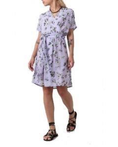 Helmi φόρεμα mini κοντομάνικο 45-05-268