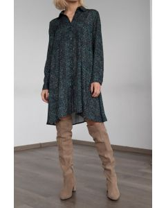 Helmi φόρεμα mini εμπριμέ 46-05-156