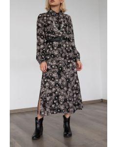 Helmi φόρεμα μακρύ εμπριμέ 46-05-200