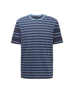Hugo Boss Tiburt 158 t-shirt με ρίγες 50424127