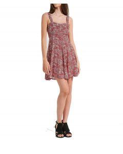 Attrattivo φόρεμα mini εμπριμέ 91620917