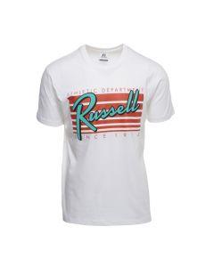 Russell Miami t-shirt κοντομάνικο με τύπωμα A0019-1