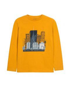 Mayoral μπλούζα με τύπωμα Mayoral μπλούζα με τύπωμα New York 10-07049